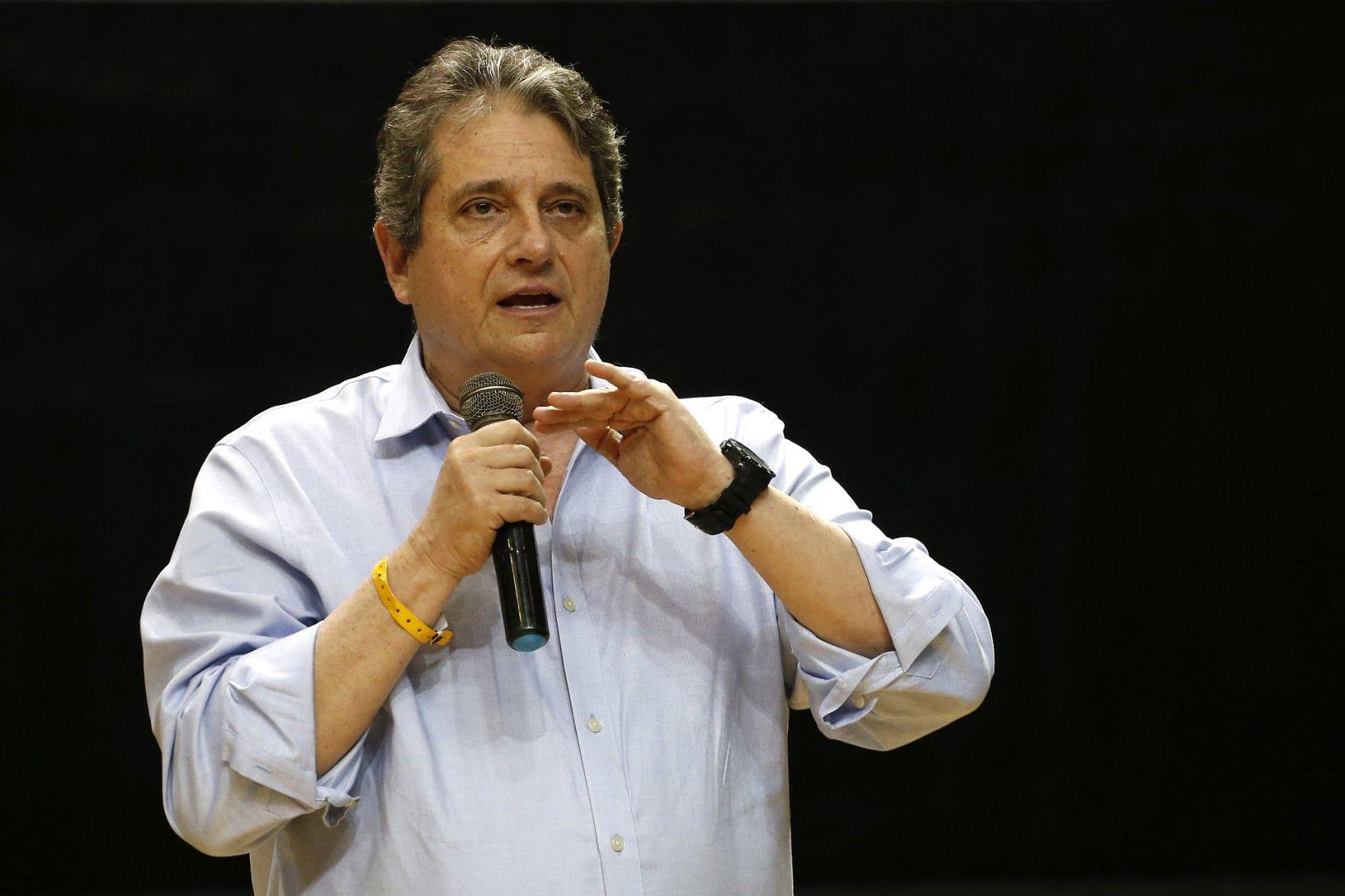 Ricardo Rotenberg, vice-presidente comercial do Botafogo